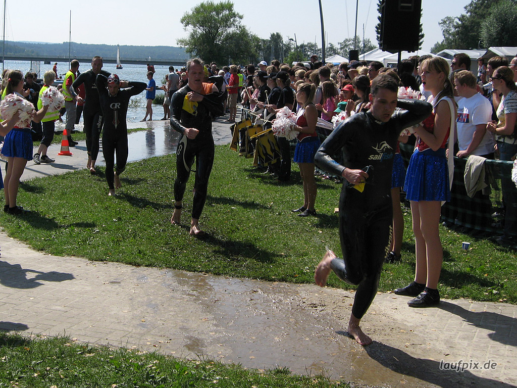 Möhnesee Triathlon 2007 - 51