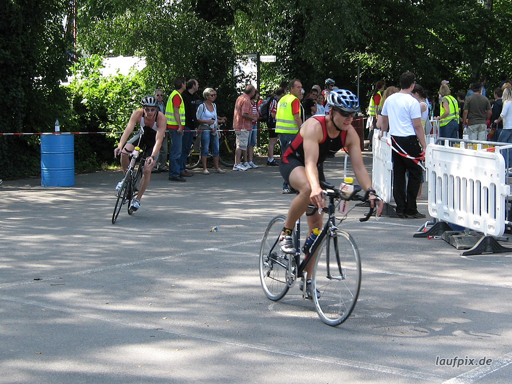 Möhnesee Triathlon 2007 - 99