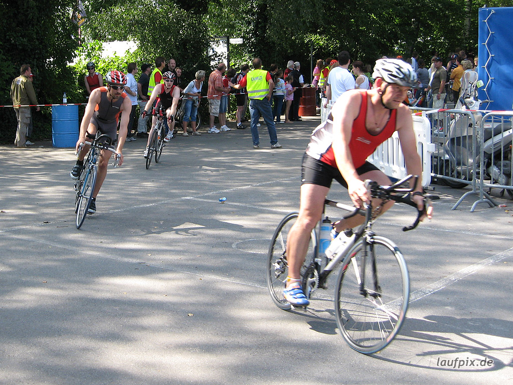 Möhnesee Triathlon 2007 Foto (104)