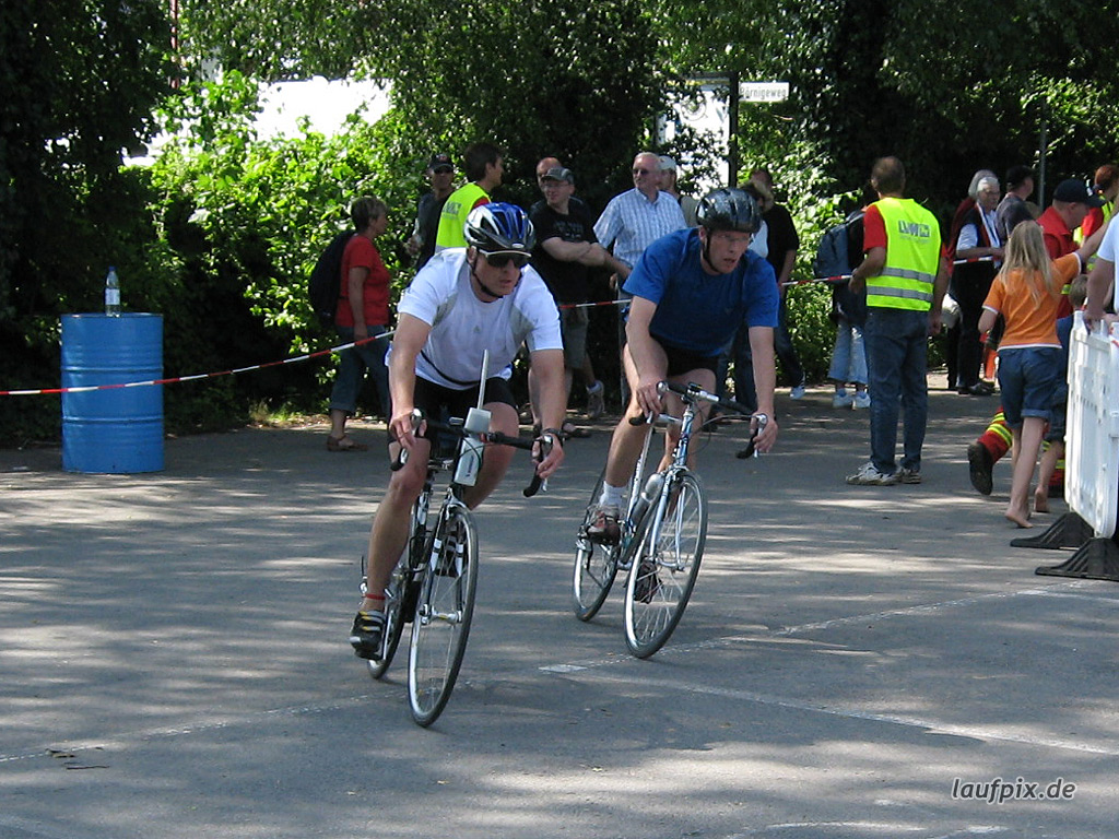 Möhnesee Triathlon 2007 - 110