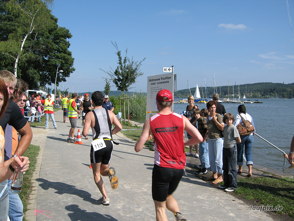 Möhnesee Triathlon 2007 - 123