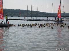 Möhnesee Triathlon 2007 - 12