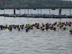 Möhnesee Triathlon 2007 - 13