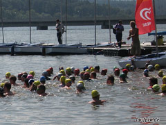 Möhnesee Triathlon 2007 - 14
