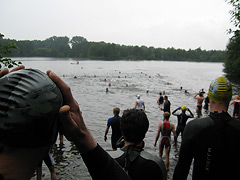 Triathlon Verl 2008 - 1