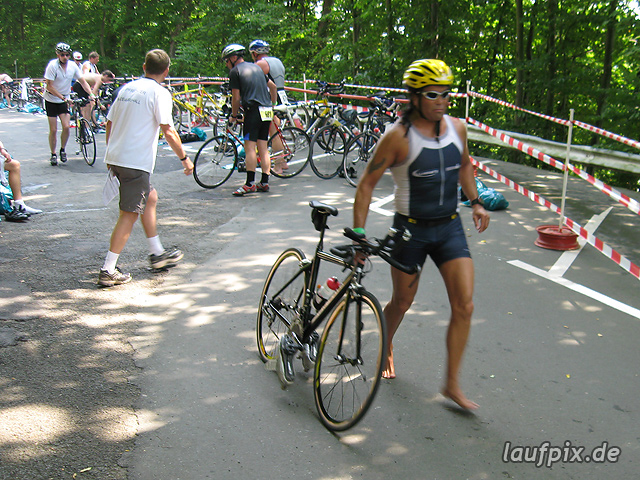 Waldecker Edersee-Triathlon 2008 - 19