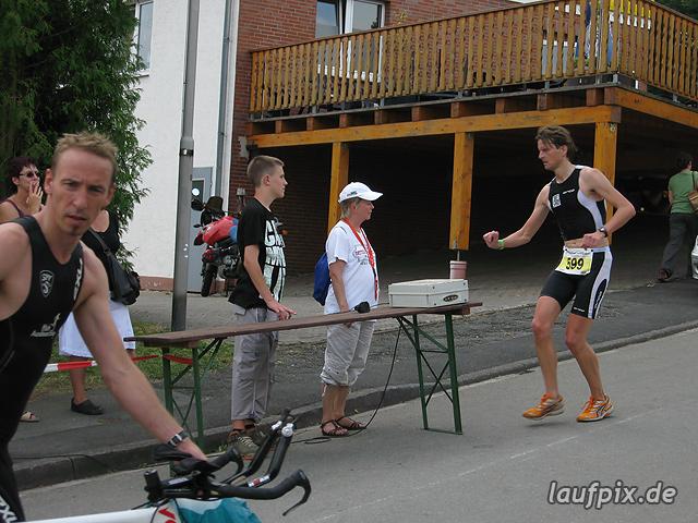 Waldecker Edersee-Triathlon 2008 - 26