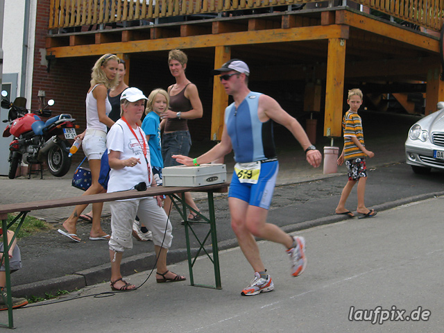 Waldecker Edersee-Triathlon 2008 - 30