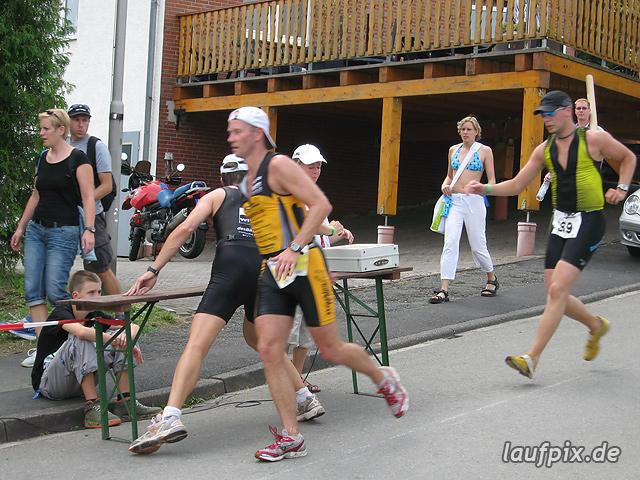 Waldecker Edersee-Triathlon 2008 - 33