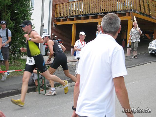 Waldecker Edersee-Triathlon 2008 - 35