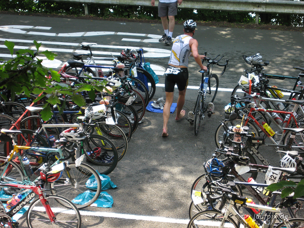 Waldecker Edersee-Triathlon 2008 - 18