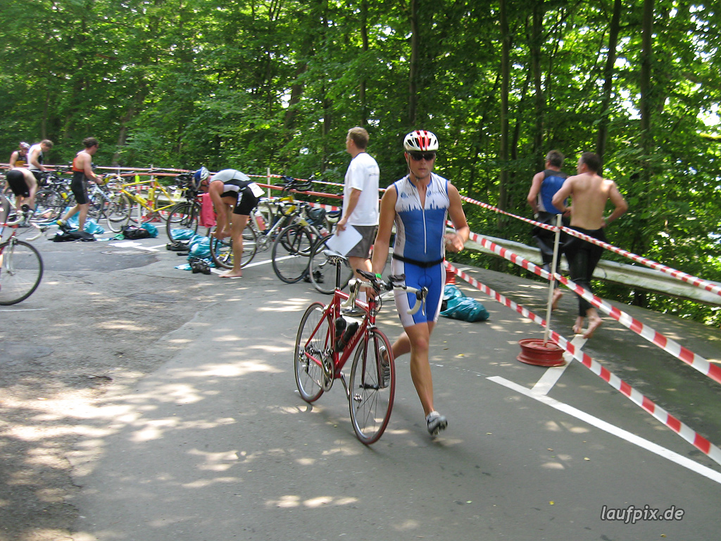 Waldecker Edersee-Triathlon 2008 - 21