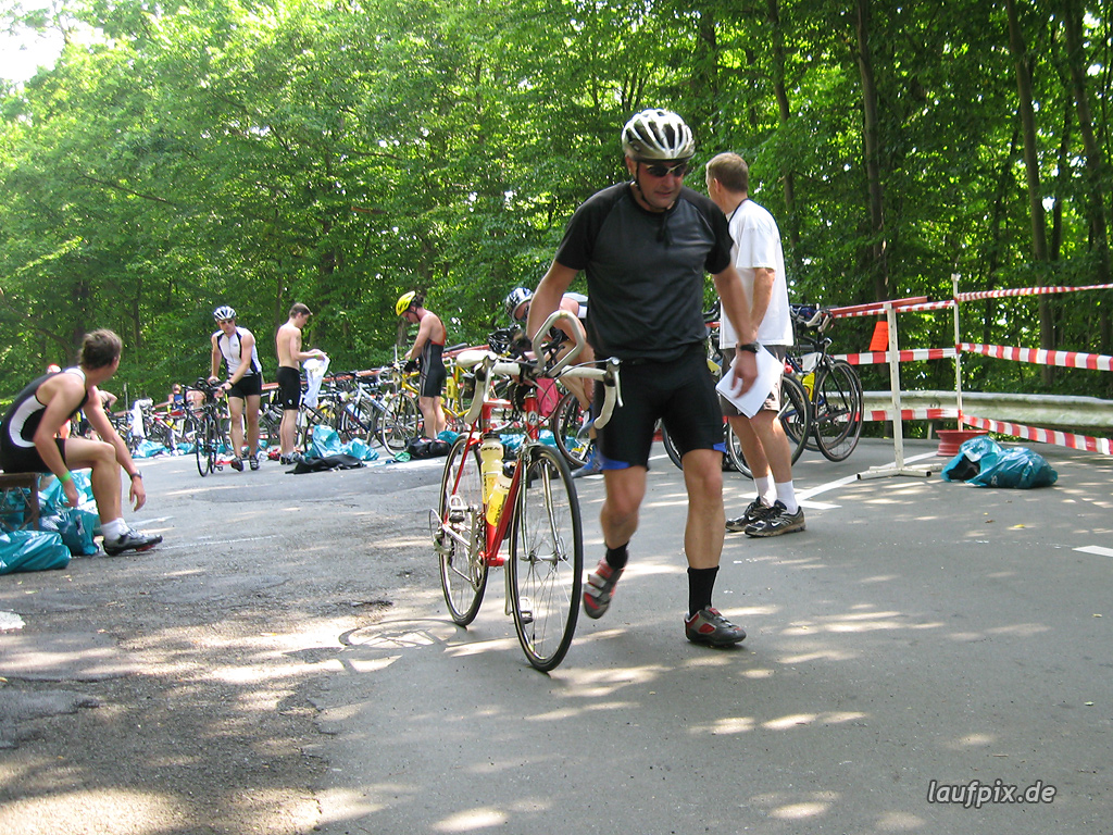 Waldecker Edersee-Triathlon 2008 - 22