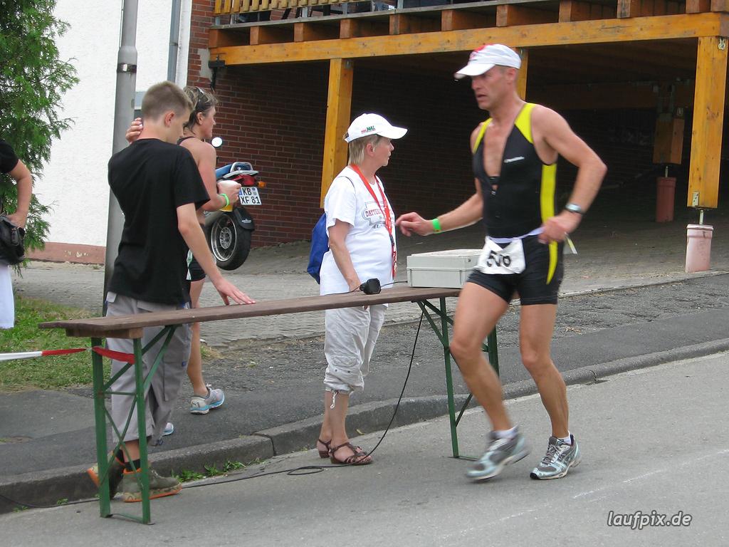 Waldecker Edersee-Triathlon 2008 Foto (23)