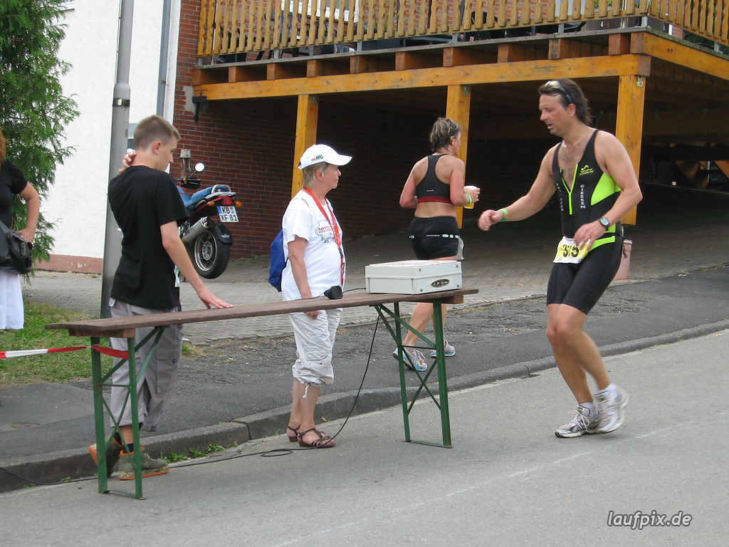 Waldecker Edersee-Triathlon 2008 - 24