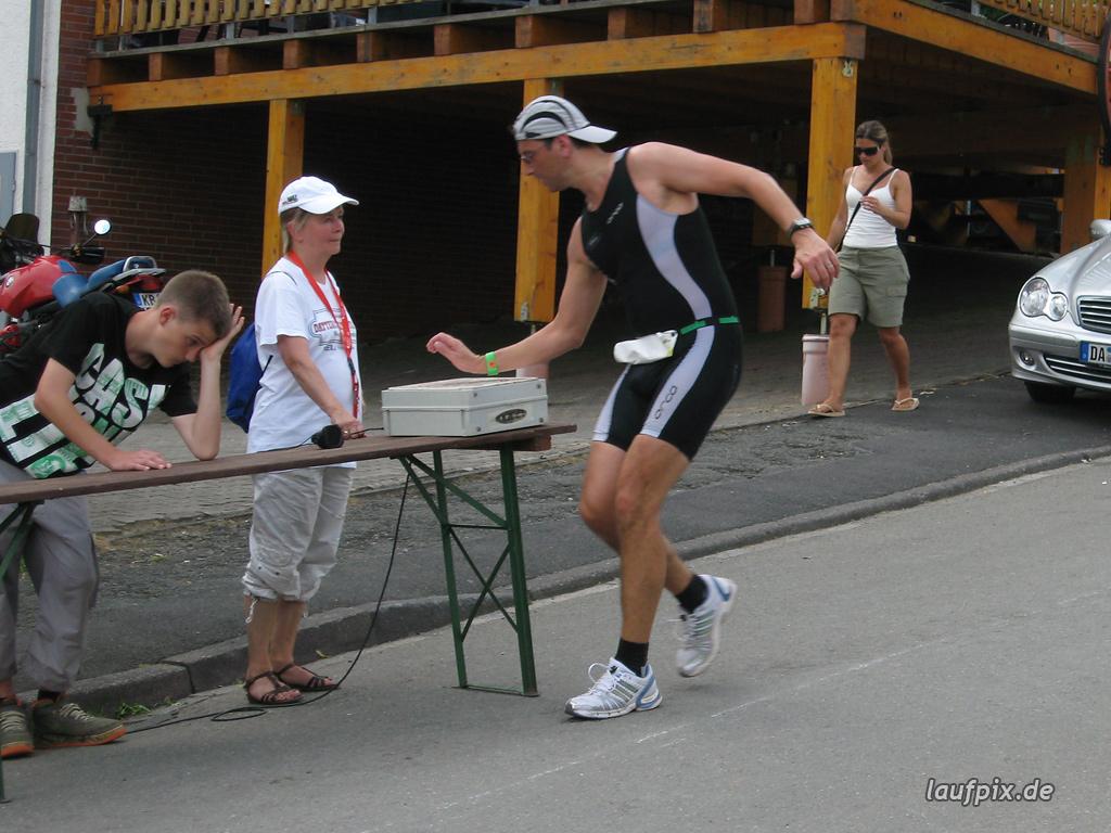 Waldecker Edersee-Triathlon 2008 - 27