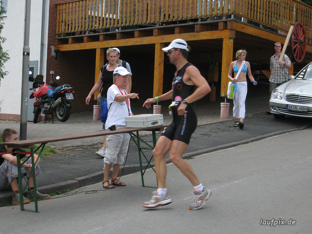 Waldecker Edersee-Triathlon 2008 Foto (32)