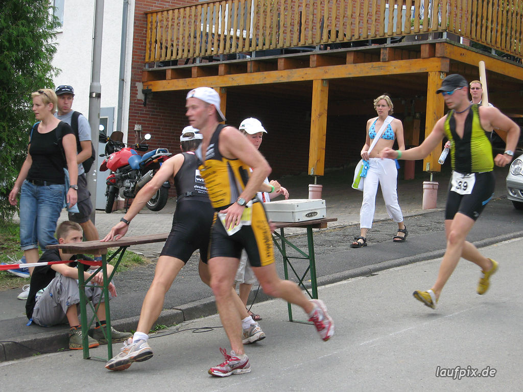 Waldecker Edersee-Triathlon 2008 - 33