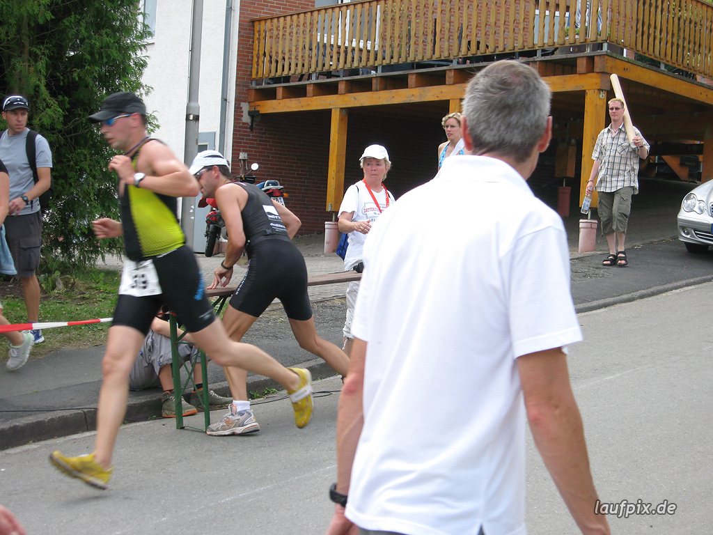 Waldecker Edersee-Triathlon 2008 - 35