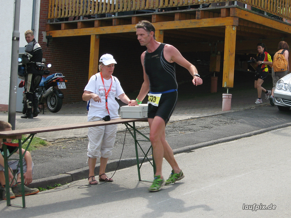 Waldecker Edersee-Triathlon 2008 - 38