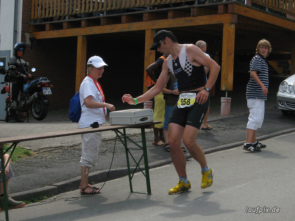 Waldecker Edersee-Triathlon 2008 - 45