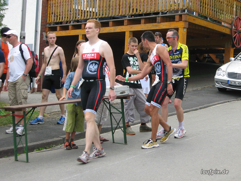 Waldecker Edersee-Triathlon 2008 - 90
