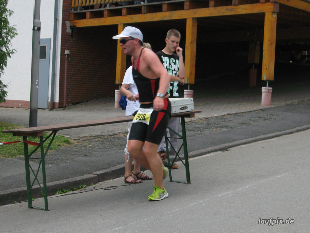 Waldecker Edersee-Triathlon 2008 - 92