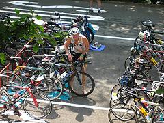 Waldecker Edersee-Triathlon 2008 - 16