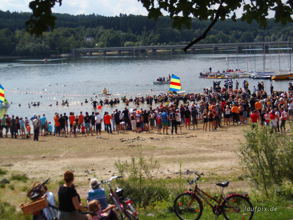 Möhnesee Triathlon 2008 - 14