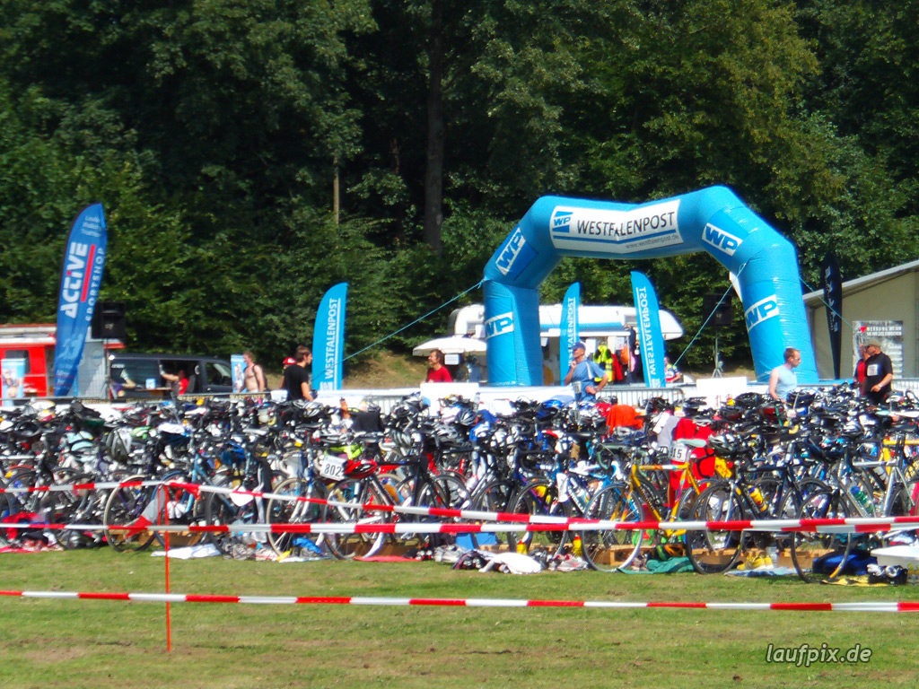 Möhnesee Triathlon 2008 - 17