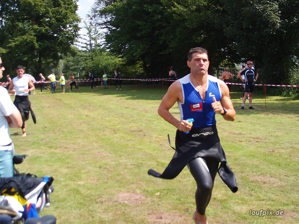 Möhnesee Triathlon 2008 - 38