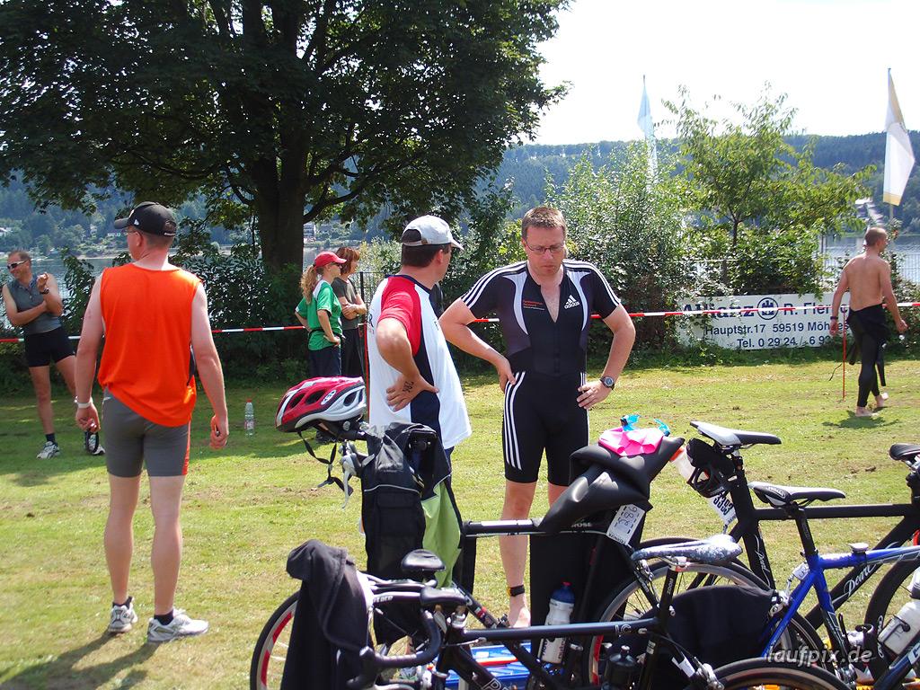 Möhnesee Triathlon 2008 - 41