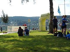 Möhnesee Triathlon 2008 - 7