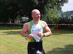 Möhnesee Triathlon 2013