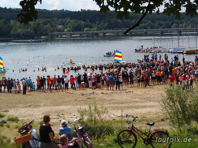 Möhnesee Triathlon 2008