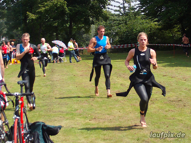 Möhnesee Triathlon 2008 - 33