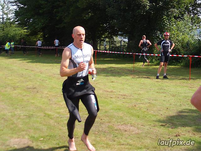 Möhnesee Triathlon 2008 - 36