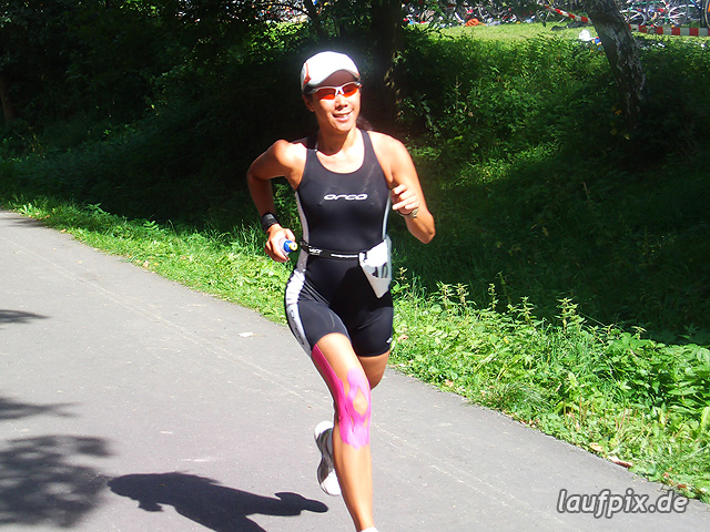 Hennesee Triathlon 2008