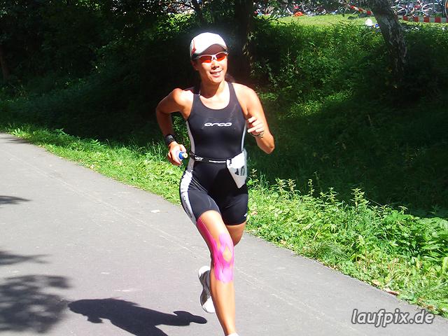 Hennesee Triathlon 2008