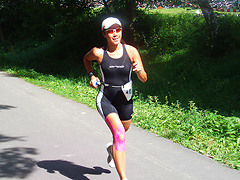 1. Hennesee Triathlon 2008