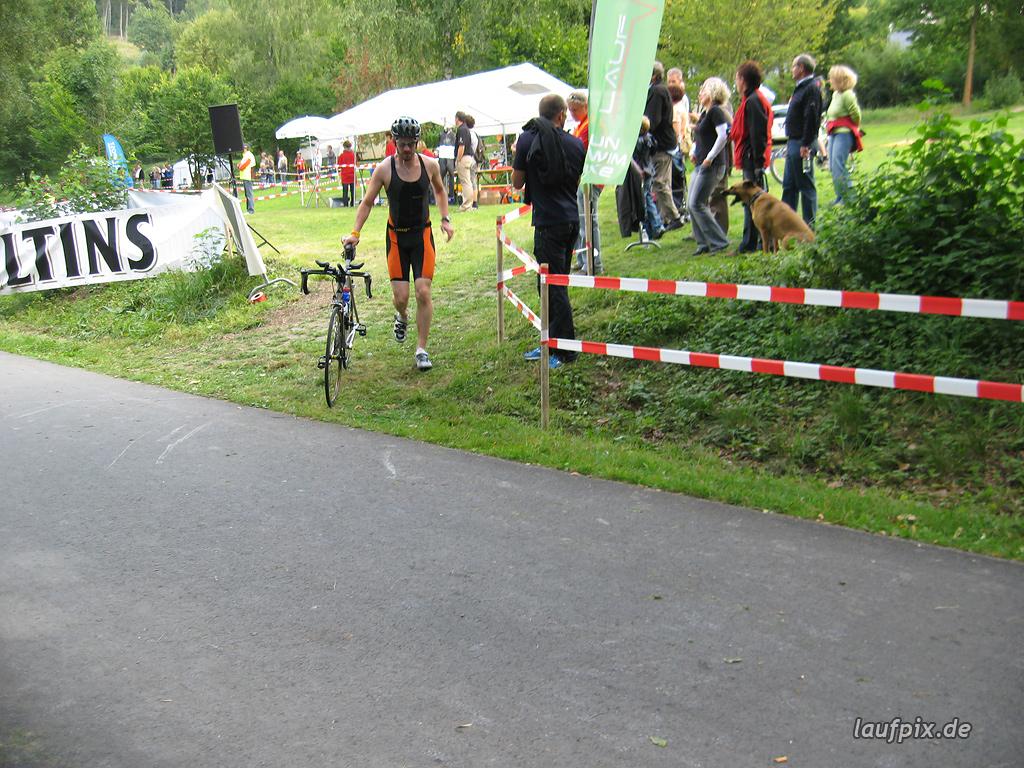 Hennesee Triathlon Meschede 2009 - 340