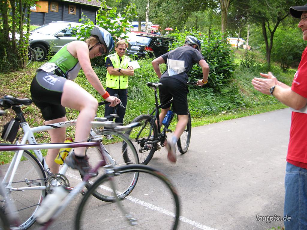 Hennesee Triathlon Meschede 2009 - 362
