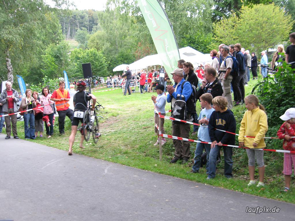 Hennesee Triathlon Meschede 2009 - 590
