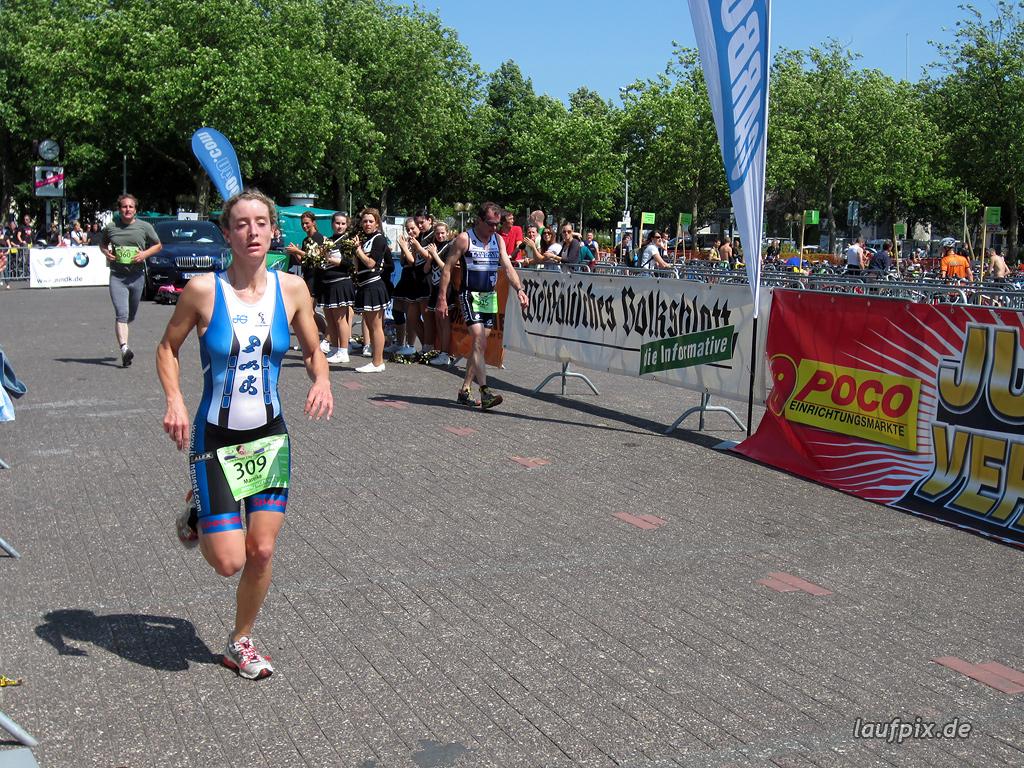 Triathlon Paderborn 2011 Foto (1)