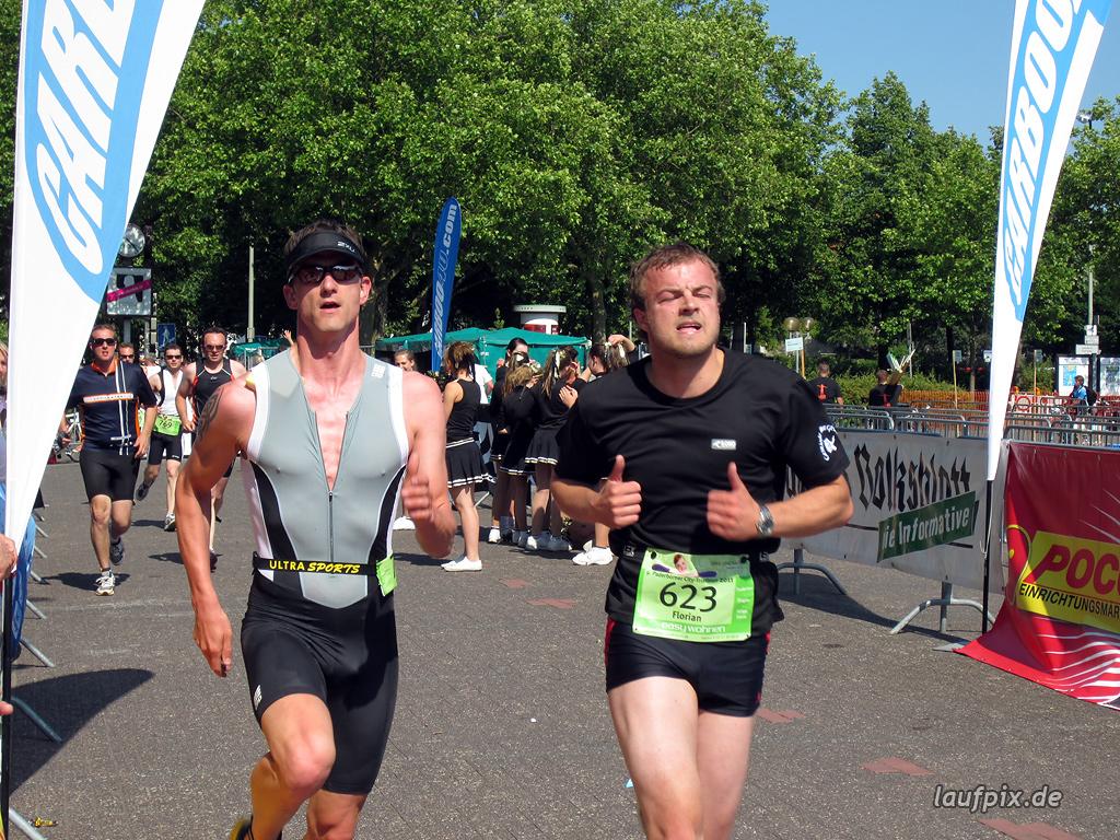 Triathlon Paderborn 2011 - 1062