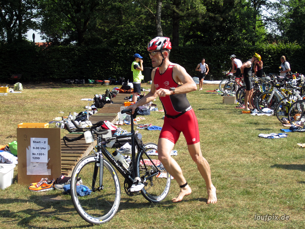 Triathlon Harsewinkel 2011 Foto (26)