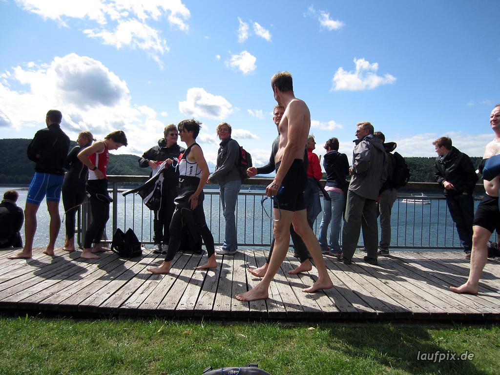 Waldecker Edersee Triathlon  2011 - 3