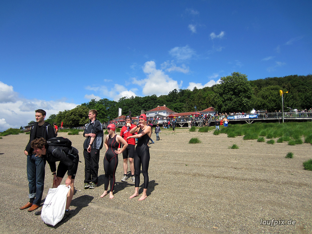 Waldecker Edersee Triathlon  2011 - 15