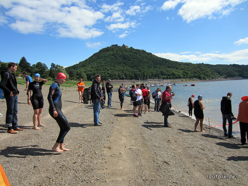 Waldecker Edersee Triathlon  2011 - 17