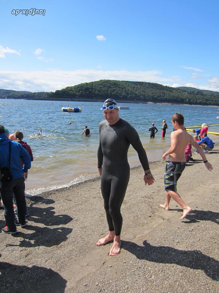 Waldecker Edersee Triathlon  2011 - 19